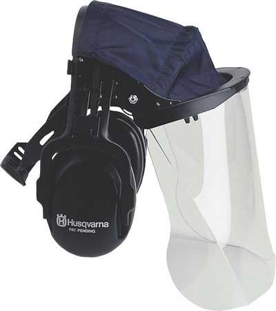 HUSQVARNA 505665348 EAR MUFFS WITH PLEXIVISOR