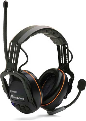 HUSQVARNA 505665370 BLUETOOTH FM/HEARING PROTECT