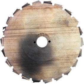 HUSQVARNA 508902401 SAW BLADE 225MM