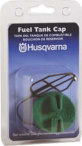 HUSQVARNA 531307425 TRIMMER FUEL CAP IN CLAM