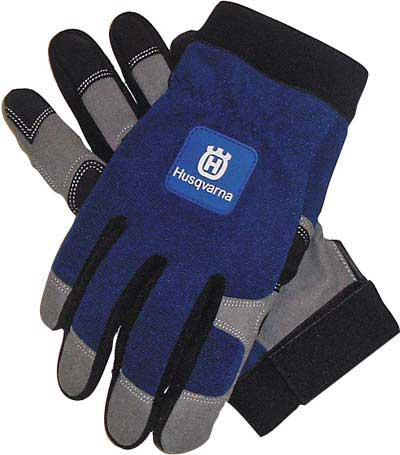 HUSQVARNA 531308425 XP PRO WATERPROOF GLOVE - MEDIUM