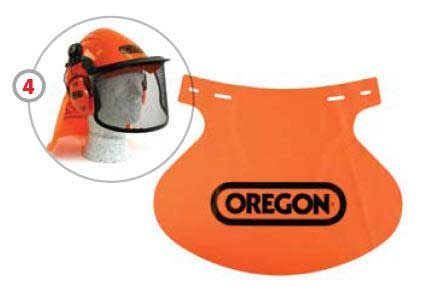 OREGON 533213 NECK PROTECTION