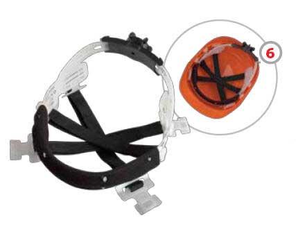 Oregon 536599 Six-Point Suspension Kit