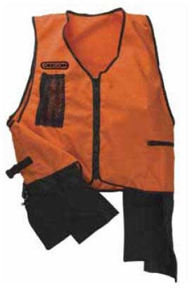 Oregon 539069L Vest, Tool Vest (l)