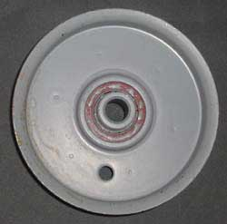 Dixon 539115278 Idler Pulley Replaces Dixon 1687