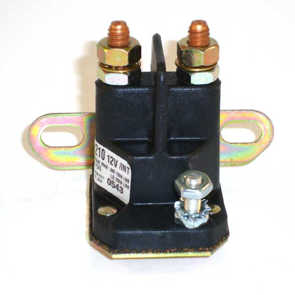 DIXON 539115788 SOLENOID WITH HARDWARE