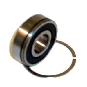 Dixon 539115982 5/8 Bearing with Snap Ring Replaces Dixon 5249