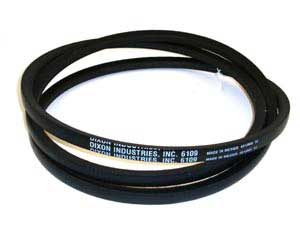 Dixon 539116199 V-Belt Serpentine, Replaces Dixon 6109