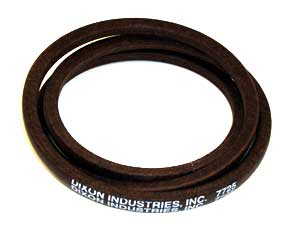 Dixon 539116685 Deck Drive Belt, Replaces Dixon 7725