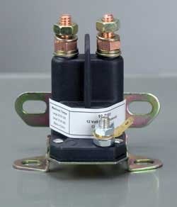 BRIGGS AND STRATTON 5409H 3 POLE STARTER SOLENOID