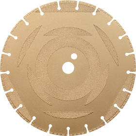 HUSQVARNA 542776407 12 125 1-20MM DI-5 DRI DISC