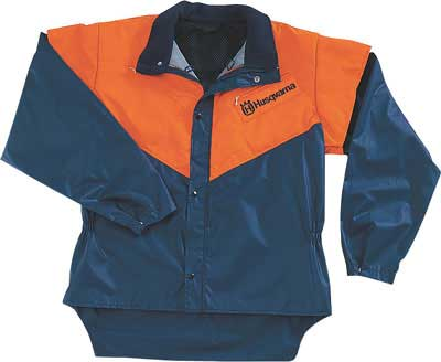 HUSQVARNA 605000261 PRO FOREST PROTECTIVE JACKET SIZE MEDIUM