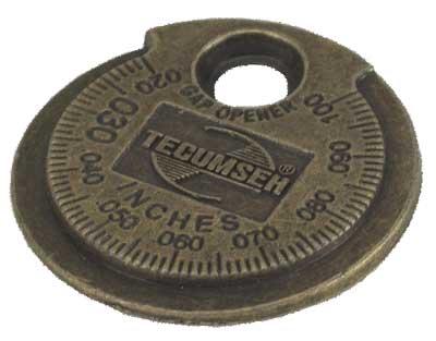 TECUMSEH 670256 SPARK PLUG GAP