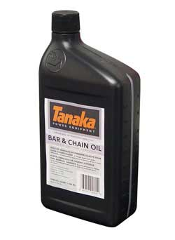TANAKA 700320-12 BAR AND CHAIN LUBRICANT (12) 1-QUART BOTTLES