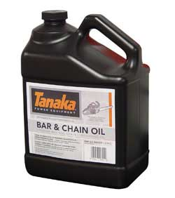 TANAKA 700321-4 BAR AND CHAIN LUBRICANT (4) 1-GALLON BOTTLES
