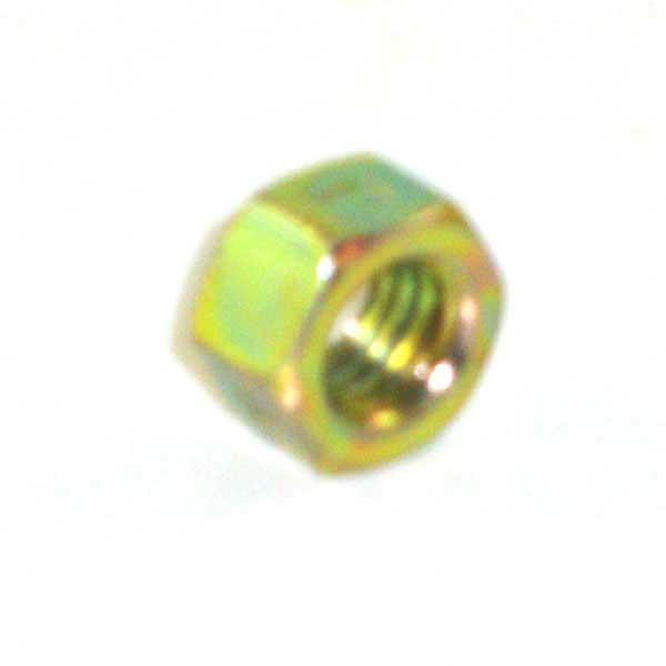 Mtd 712-0375 Hex Center Lock Nut, 3/8-16