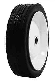 OREGON 72-301 WHEEL 5X125 TERRACE STEEL