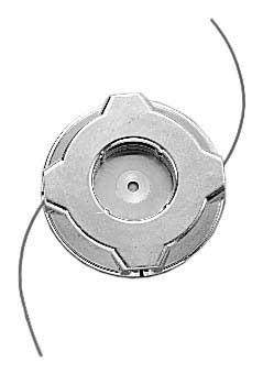 Tanaka 746290 Aluminum Manual Feed Trimmer Head 4-Line