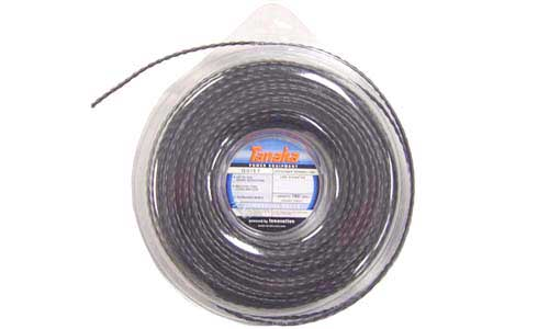 "TANAKA 746570 QUIET TRIMMER LINE, .095"", 1 LB SPOOL"