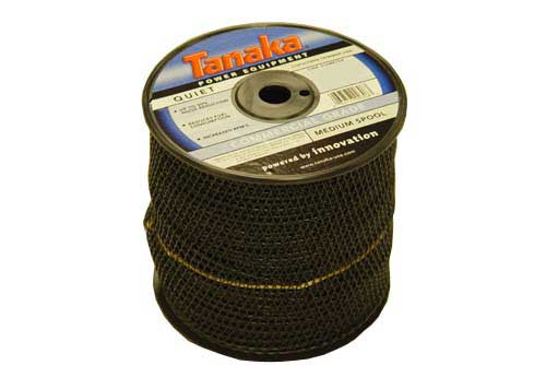 "TANAKA 746575 QUIET TRIMMER LINE, .130"", 3 LB SPOOL"