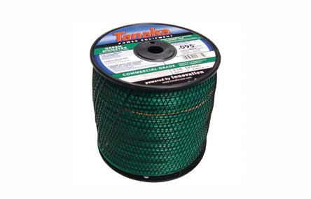 "TANAKA 746593 GREEN MONSTER TRIMMER LINE, .095"", 3 LB SPOOL"