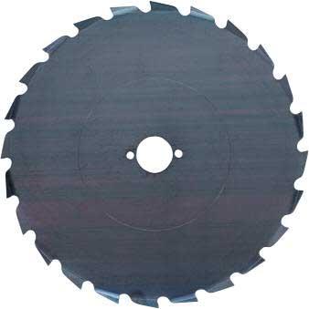 """Shindaiwa 80424 Brushcutter Blade, 9"""" 24-Tooth Maxi Blade, 1"""" Arbor"""