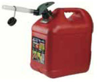 Oregon 81033B 5+ Enviro-Flo Plus Gas Can