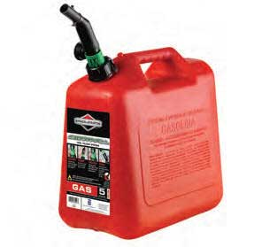 Briggs And Stratton 85053 5 Gallon Fuel Can