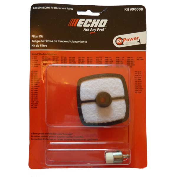 Echo 90008 Repower Filter Kit