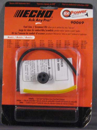 Echo 90069 Repower Fuel Line and Grommet Kit