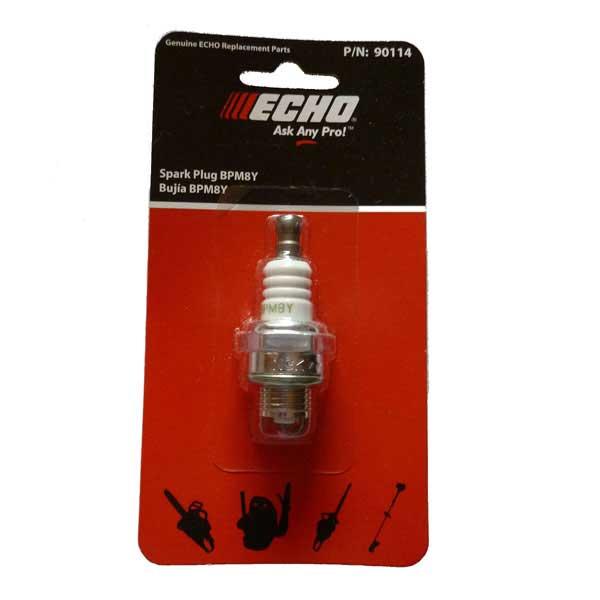 echo  spark plug lawnmower pros