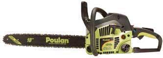 """Poulan 952802151 P4018 18"""" Chainsaw"""