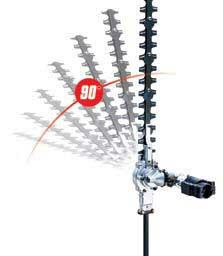ECHO 99946400060 Power Pruner Articulating Hedge Clipper Accessory