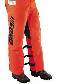 "ECHO 99988801303 40"" ECHO Chain Saw Chaps - Full Wrap"