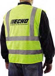 ECHO 99988801402 ECHO Premium Safety Vest - XX Large