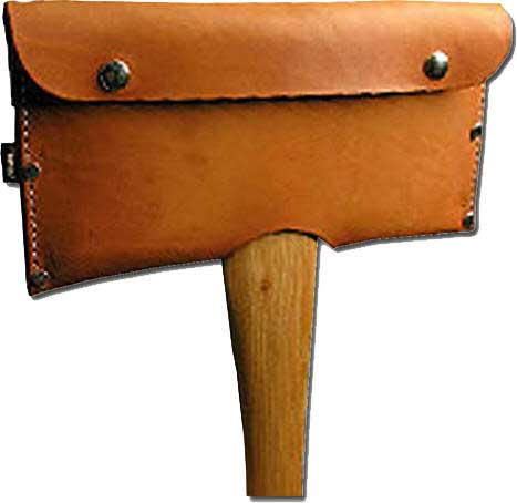 AEI AEI1910 LEATHER AXE SHEATH