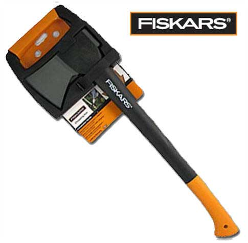 "FISKARS AEI7857 CHOPPING AXE 23-1/2"" HANDLE"