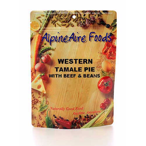 Alpine Aire Foods Alpine Aire Foods10405 WesternTamalePie w/Beans Serves2