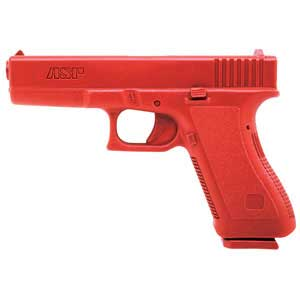 ASP ASP07302 RED TRAINING GUN GLOCK 9MM/40