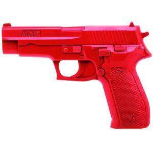 ASP ASP07303 RED TRAINING GUN SIG 226/220