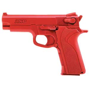 ASP ASP07309 RED TRAINING GUN S&W .40