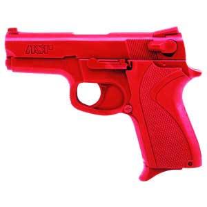 ASP ASP07313 RED TRAINING GUN S&W 9MM/40