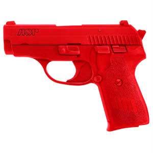 ASP ASP07320 RED TRAINING GUN SIG 239