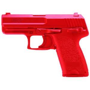 ASP ASP07324 RED TRAINING GUN H&K 9MM/40 COMP