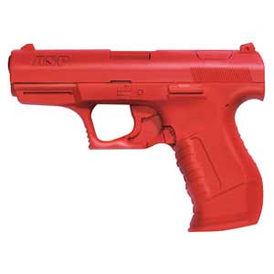 ASP ASP07327 RED TRAINING GUN WALTHER P99