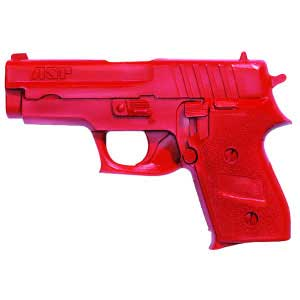 ASP ASP07329 RED TRAINING GUN SIG P245