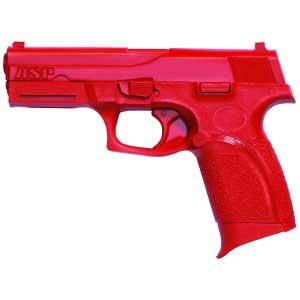 ASP ASP07331 RED TRAINING GUN FN 9MM/40