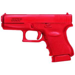 ASP ASP07333 RED TRAINING GUN GLOCK M36