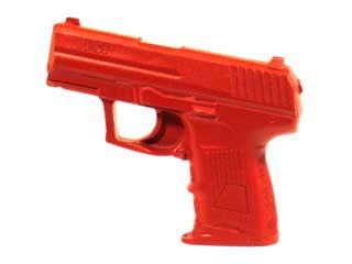ASP ASP07341 RED TRAINING GUN H&K P2000 (EURO)