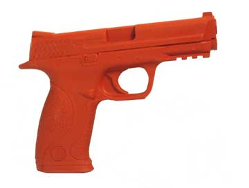 ASP ASP07343 RED TRAINING GUN S&W M&P